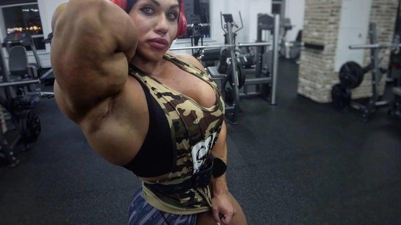 Гора мышц Наталия Кузнецова, бодибилдерша, в мире, внешность, люди, мышцы, спорт