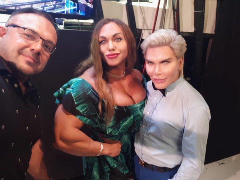 Больше любого мужчины Наталия Кузнецова, бодибилдерша, в мире, внешность, люди, мышцы, спорт