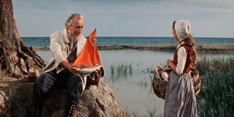 8 интересных фактов о фильме «Алые паруса» актеры, алые паруса, дом кино, интересно, кино, факты, фильм