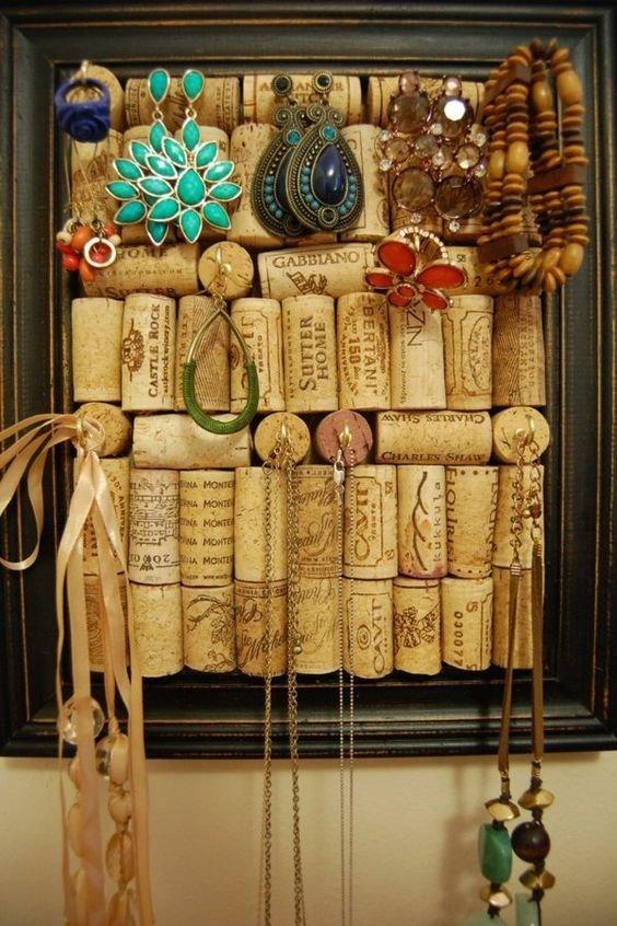 Для хранения украшений венки, винные пробки, декор, из пробок, пробки, сделай сам, ёлка