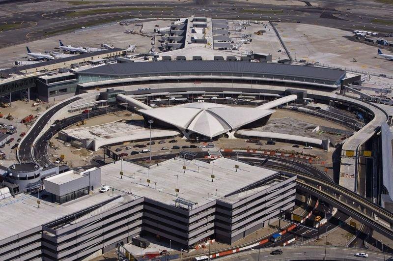 Международный аэропорт имени Джона Кеннеди