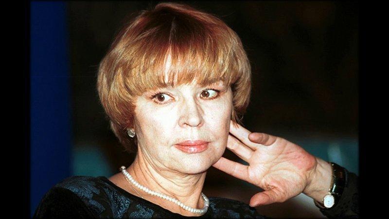 Тамара Семина актеры, кино, юбилеи