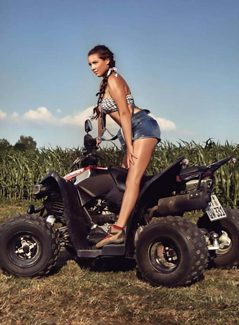 Фермерши эротик картинки