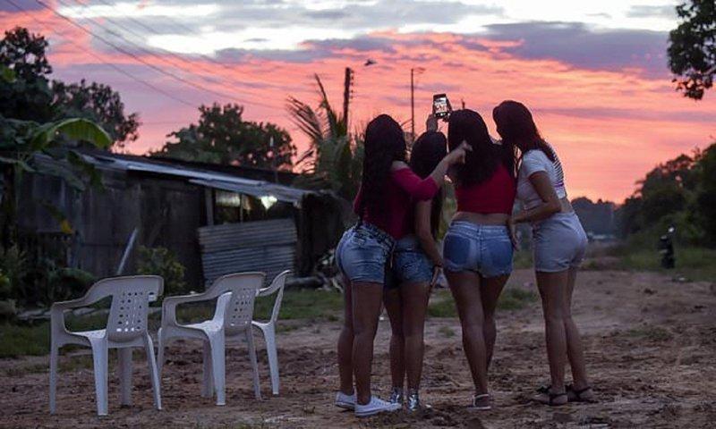 Prostitution in venezuela