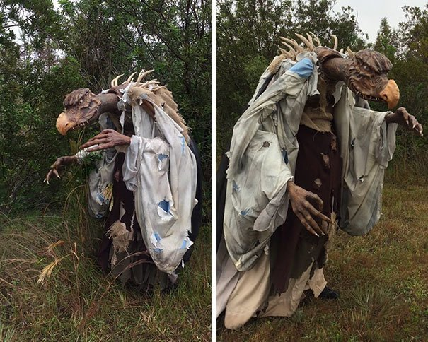 """20. Скексис (""""Темный кристалл"""") Хэллоуин дети, Хэллоуин костюм, Хэллоуин. костюм, маскарадные костюмы, маскарадный костюм, наряд на хеллоуин, праздник, хэллоуин"""