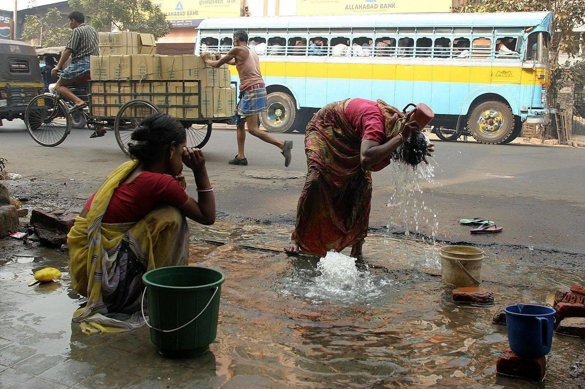 если бедность индии фото факты описание