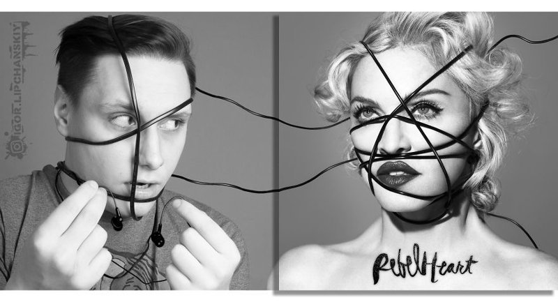 5. Madonna — Rebel Heart (2015)