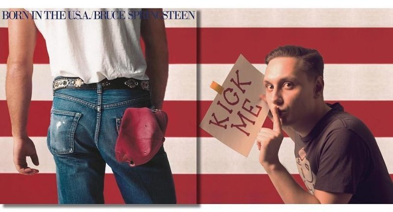 16. Bruce Springsteen — Born In The Usa (1984)