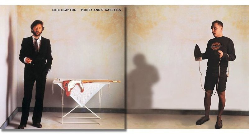 21. Eric Clapton — Money And Cigarettes (1983)