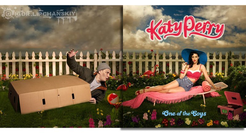 30. Katy Perry – One Of The Boys (2008)