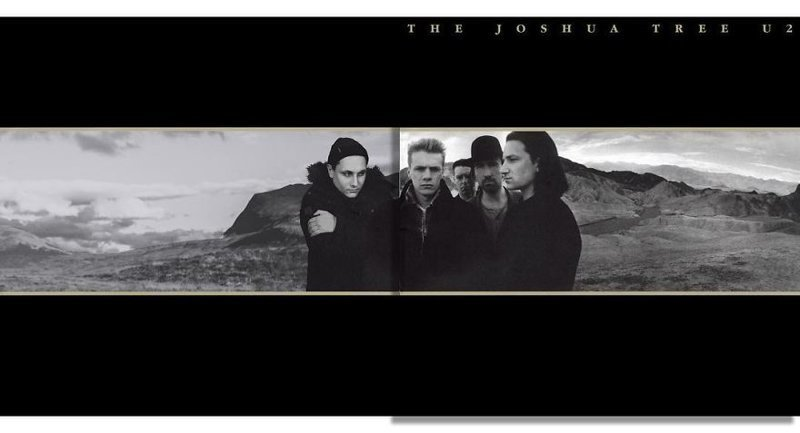 19. U2 — The Joshua Tree (1987)