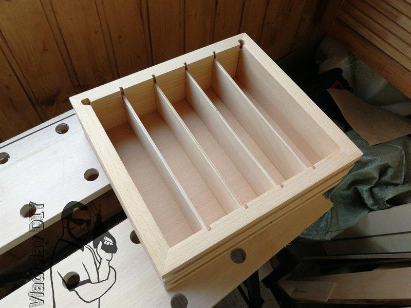Шкатулка для травяных сборов или чая на балконе, процесс изготовления, своми руками, шкатулка