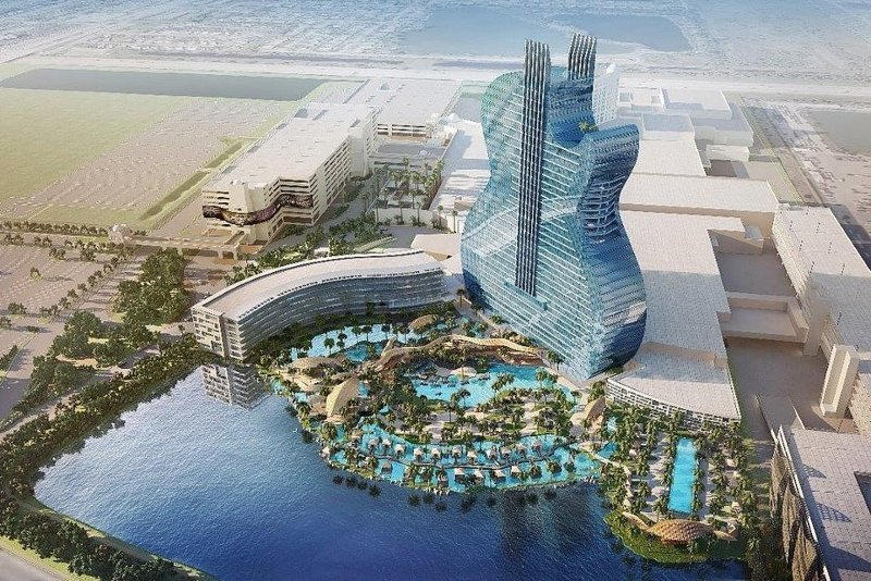 Так будет выглядеть отель-гитара, когда его достроят hard rock, ynews, Отель, гитара, необычное здание, первый в мире, сша, флорида