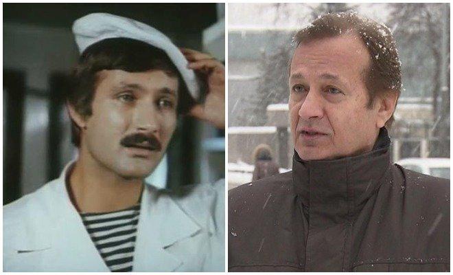 Андрей Градов СССР, Судьбы, актеры, кино