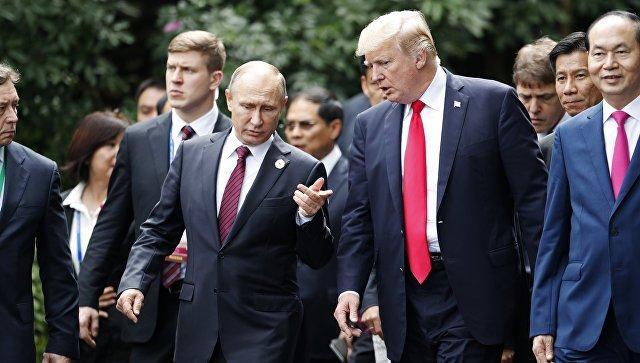 Встреча состоится, но не в Париже: Трамп подтвердил намерение встретиться с Путиным