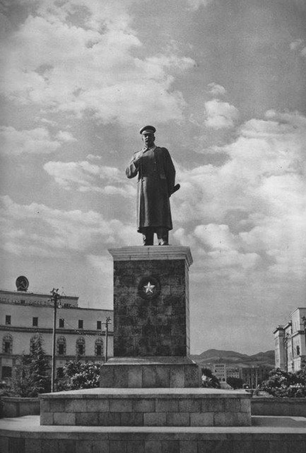 """""""Сталин - чёрный колдун"""" Албания, истории из жизни, сталин"""