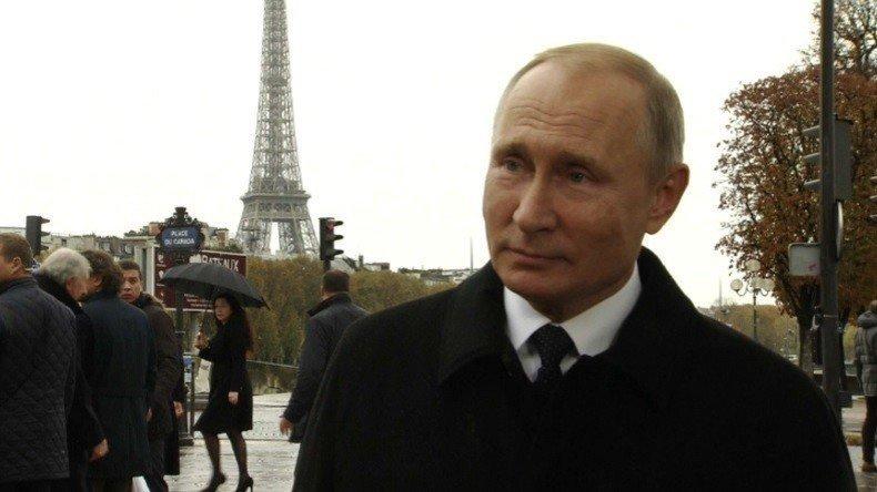 Путин заявил, что люди сами могут фильтровать информацию, и запретил цензуру