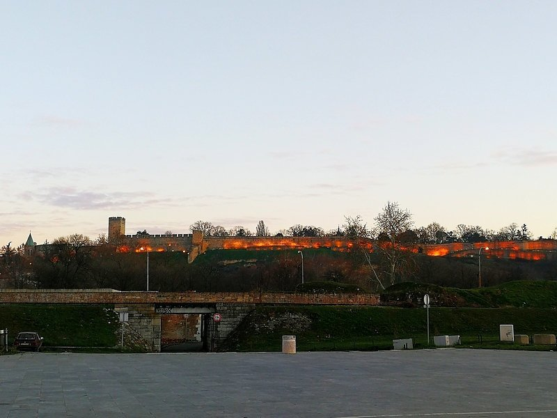 Белград, часть 6 — Белградская крепость
