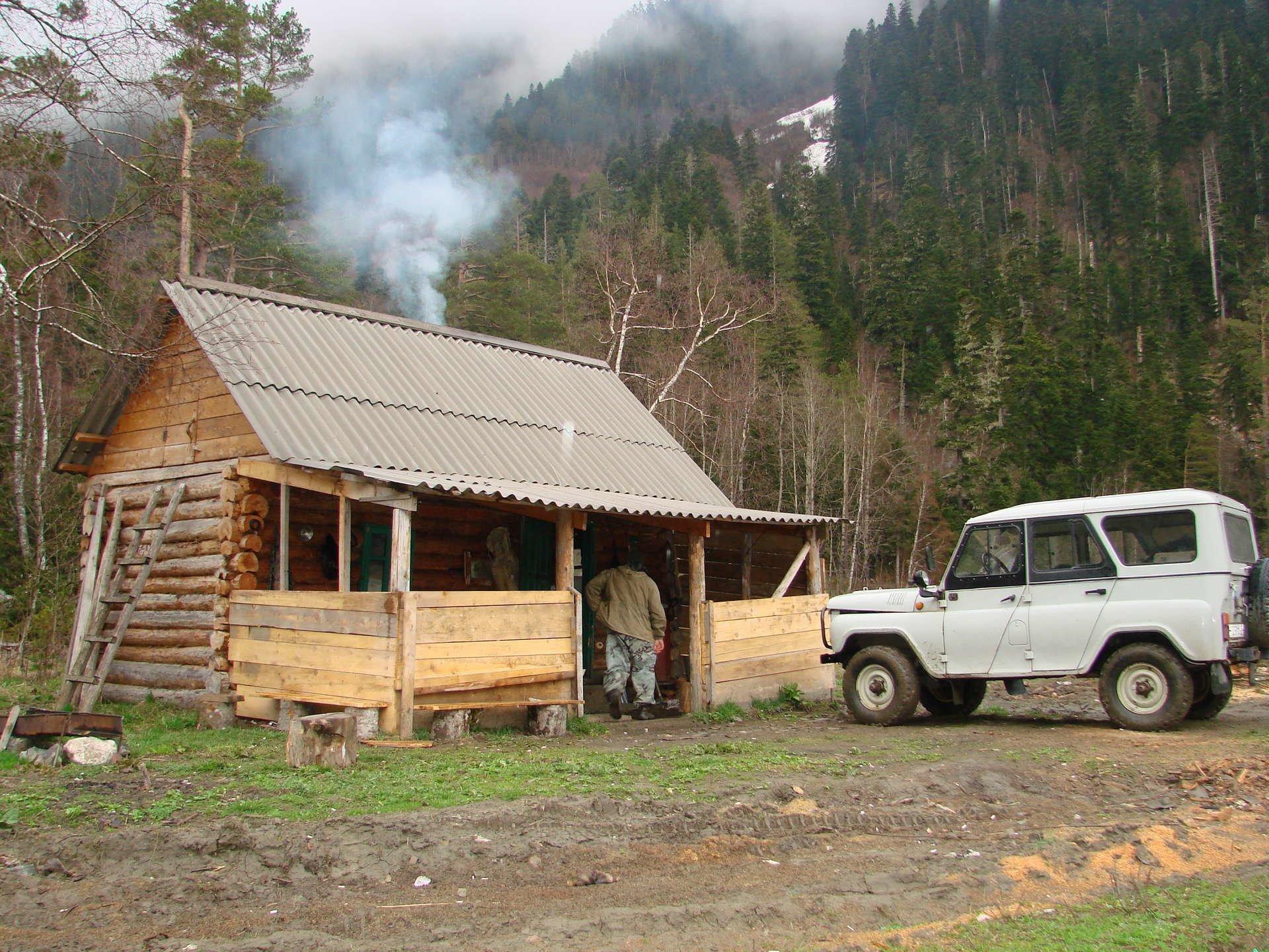 зимовье в тайге фото считается столицей абхазии