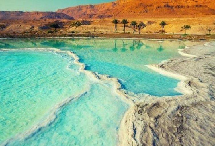 Самые интересные факты о Мертвом море Мёртвое море, история, факты