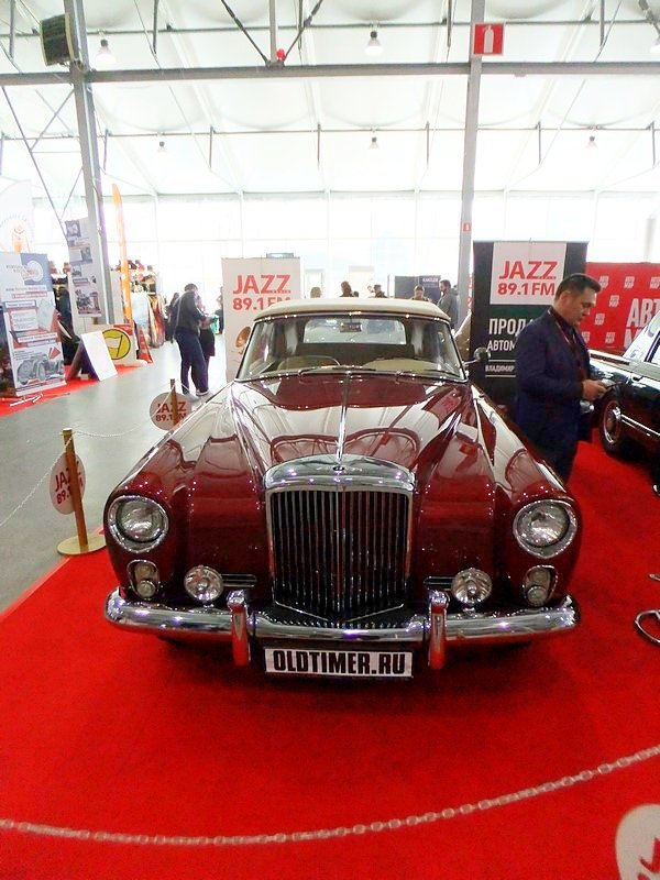 Bentley S2 Continental Convertible, 1962 г.