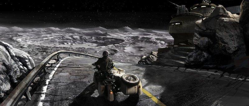 Китайцы не увидели на Луне следов высадки американцев nasa, американцы, выдумка, китай, космос, луна, незнайка, фейк