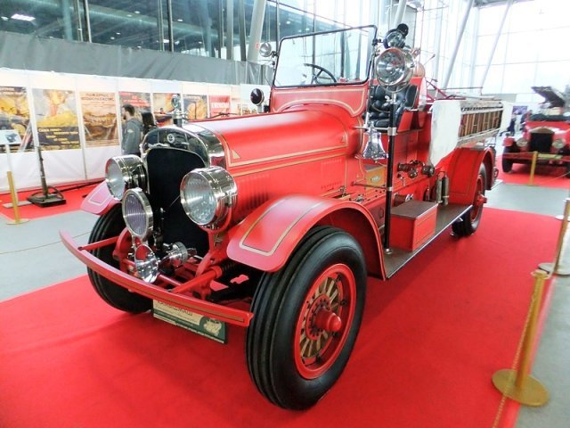 Seagrave Model 6WT, 1927 г.
