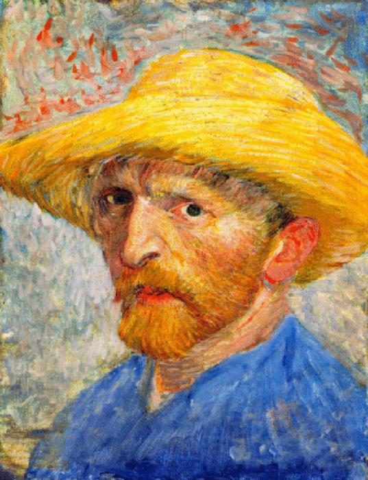 Винсент Ван Гог знаменитости, люди, факты