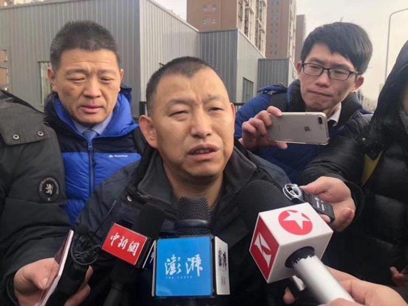Невиновный китаец из-за ошибки отсидел в тюрьме 23 года Тюрьма, в мире, история, китай, люди, ошибка