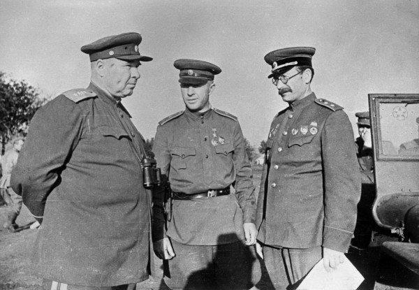 Как генерал Апанасенко прилюдно обматерил Сталина и чем всё это закончилось СССР, военное, истории, ностальгия, факты