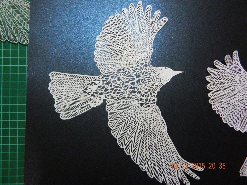 Дедушка из Пскова восхитил интернет своими невероятными картинами из бумаги Виктор Кушнаренко, искусство, картины из бумаги, очумелые ручки, своими руками, талант