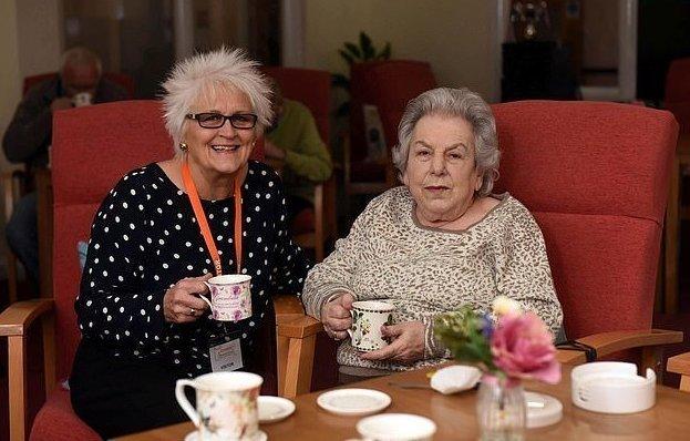 Пенсионеры в доме престарелых дом престарелых московская область бесплатно