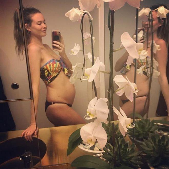 Бехати Принслу беременные, голые, девушки, женщины, звезды, обнаженные, селебрити