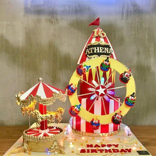 Сладкая ярмарка дизайн, еда, искусство, красота, талант, торт, фантазия