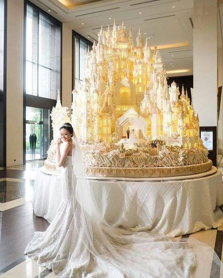 Целый замок дизайн, еда, искусство, красота, талант, торт, фантазия