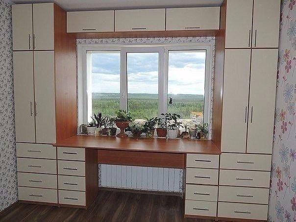 А почему бы и не сделать шкафы именно так? По-моему круто Фабрика идей, гениально, дизайн, дом, идеи, ремонт