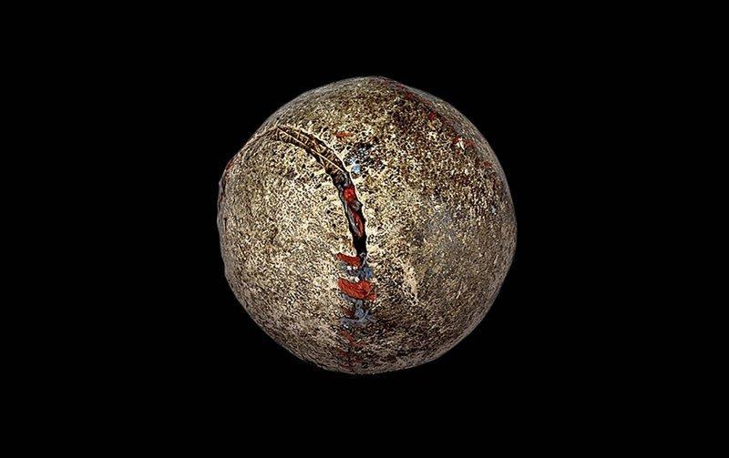 Бейсбольный мяч - 500 тыс. долларов (33,2 млн. рублей) богатство, деньги, доллар, миллионер, рубль, ширпотреб