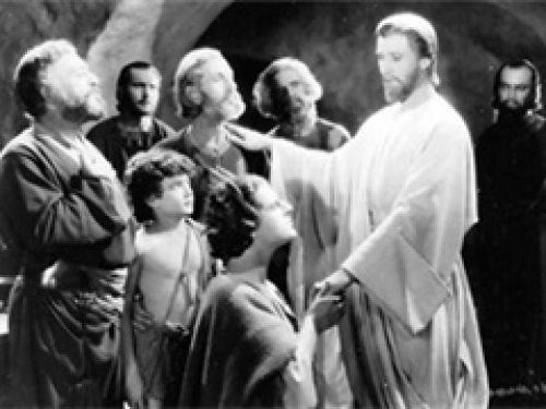 Генри Уорнер в фильме «Царь Царей» актеры, желанная роль, иисус христос, кино, споры, трудная работа