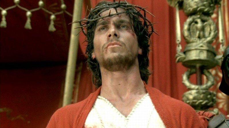 Кристиан Бэйл в фильме «Иисус» актеры, желанная роль, иисус христос, кино, споры, трудная работа