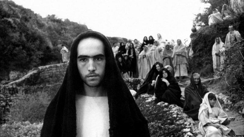 Энрике Ирасоки в фильме «Евангелие от Матфея» актеры, желанная роль, иисус христос, кино, споры, трудная работа