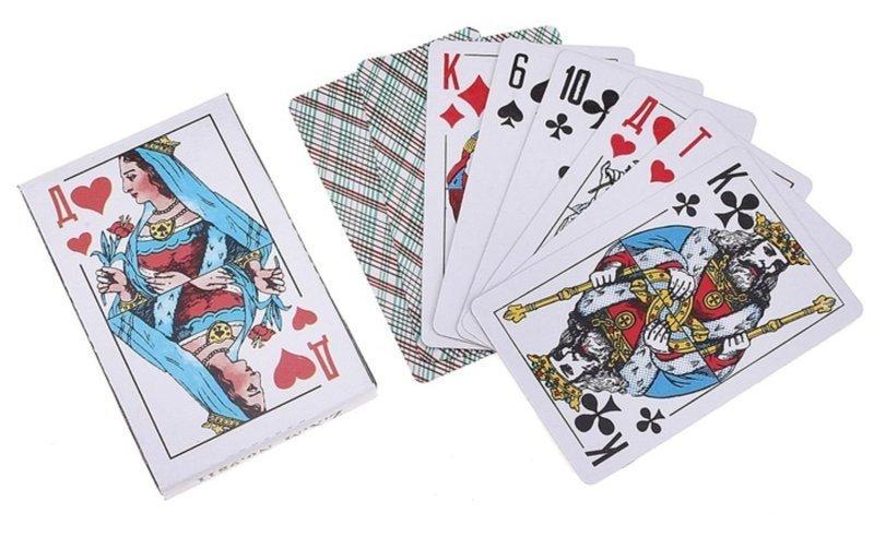 Стратегическая карточная игра