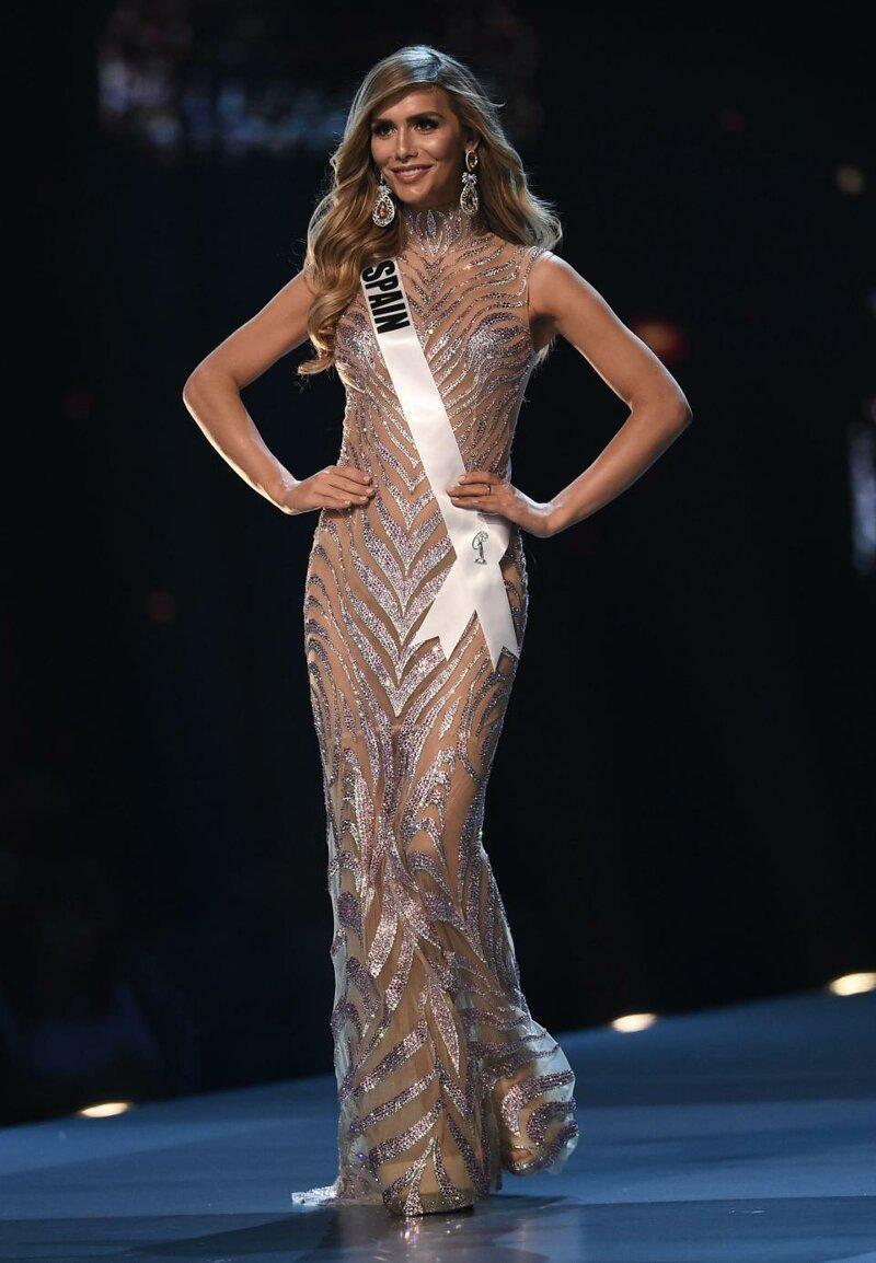 """В конкурсе """"Мисс Вселенная"""" впервые участвовала женщина-трансгендер Анхела Понсе, до и после, испания, конкурс, конкурс красоты, мисс вселенная 2018, трансгендеры, участница"""