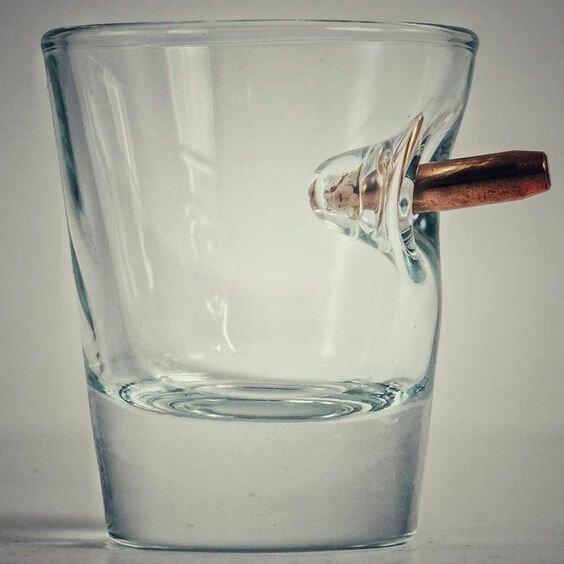 И еще немного всякого-разного стекла для напитков Фабрика идей, бокалы, интересное, красота, креатив