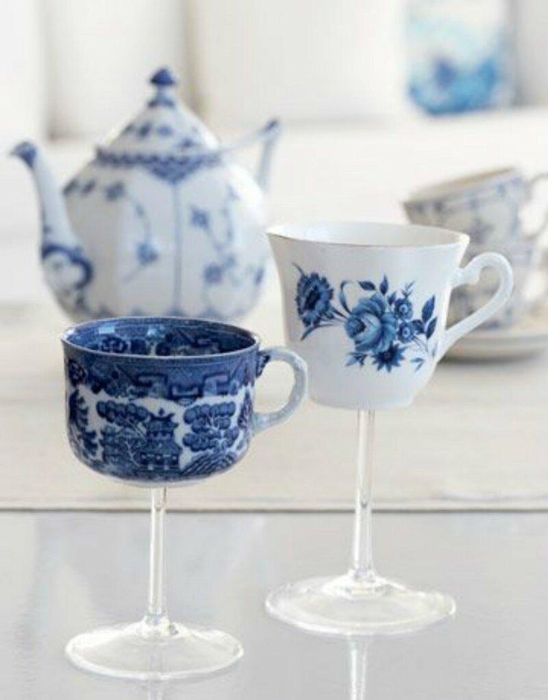 Выражение - зайти на рюмку чая - приобретает четкие границы Фабрика идей, бокалы, интересное, красота, креатив