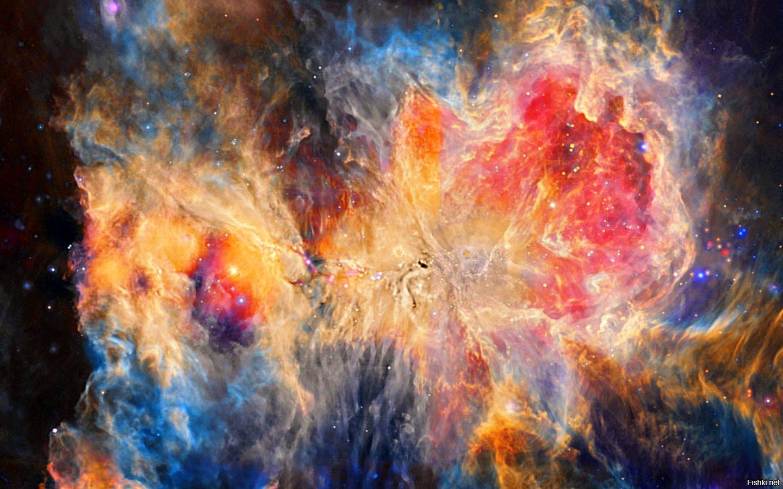 сегодняшний момент, фотографии космоса в инфракрасном еще этих картин