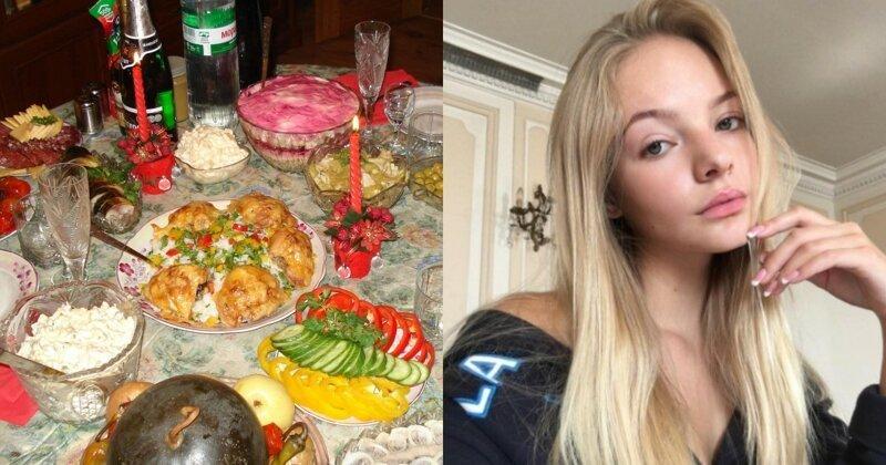 Лиза Пескова осудила новогодние традиции россиян, и ей жестко ответили Instagram, Пескова, знаменитости, новый год, поздравление, соцсети
