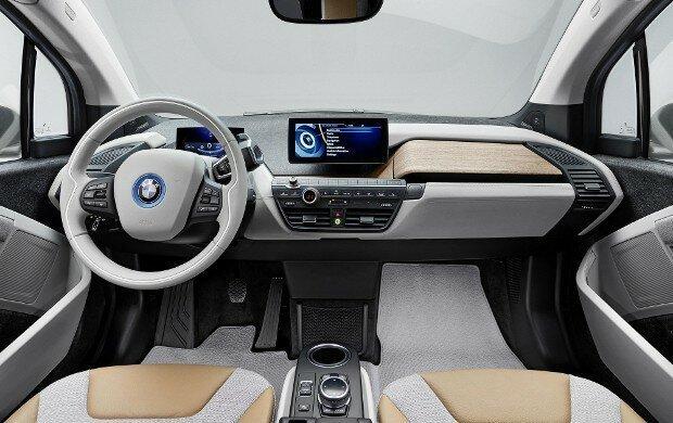 BMW i3 (2013) автомобили, бмв, история, марки авто, обзоры, факты