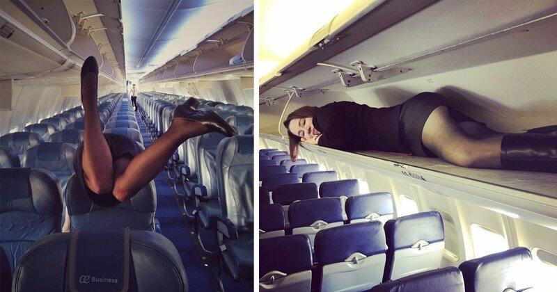 Тайный обряд: что делают стюардессы перед взлетом