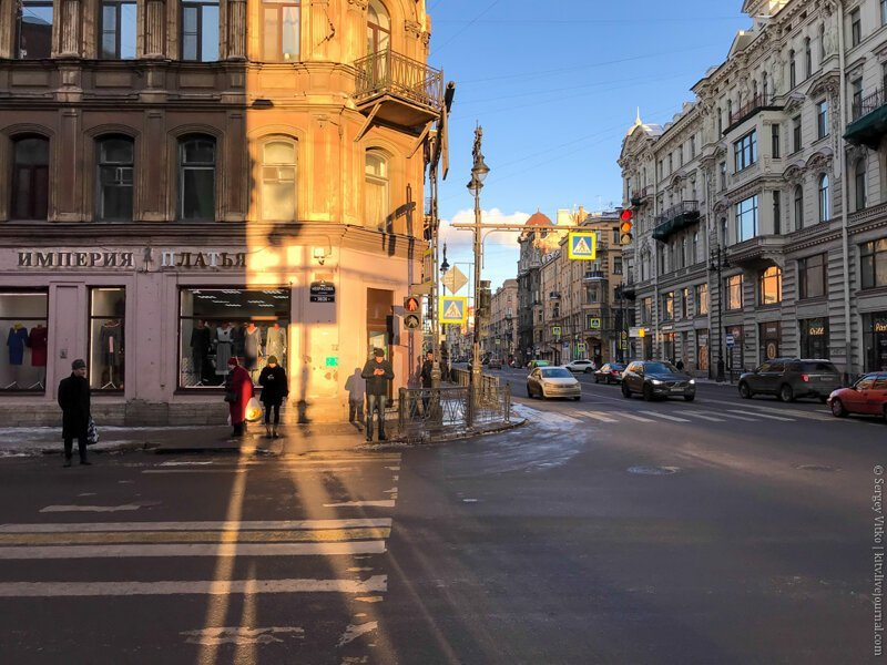 Три города декабря: Питер