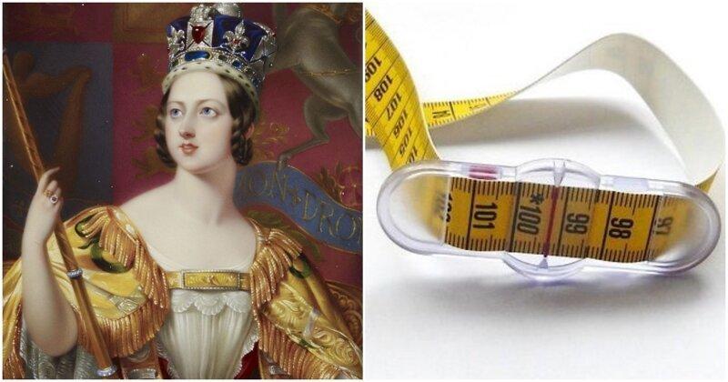 Почему талия королевы Виктории составляла 120 см